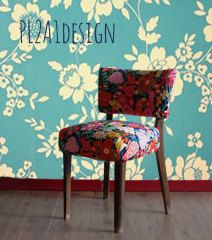 Vintage Armchair fities by pl2a1design on Etsy