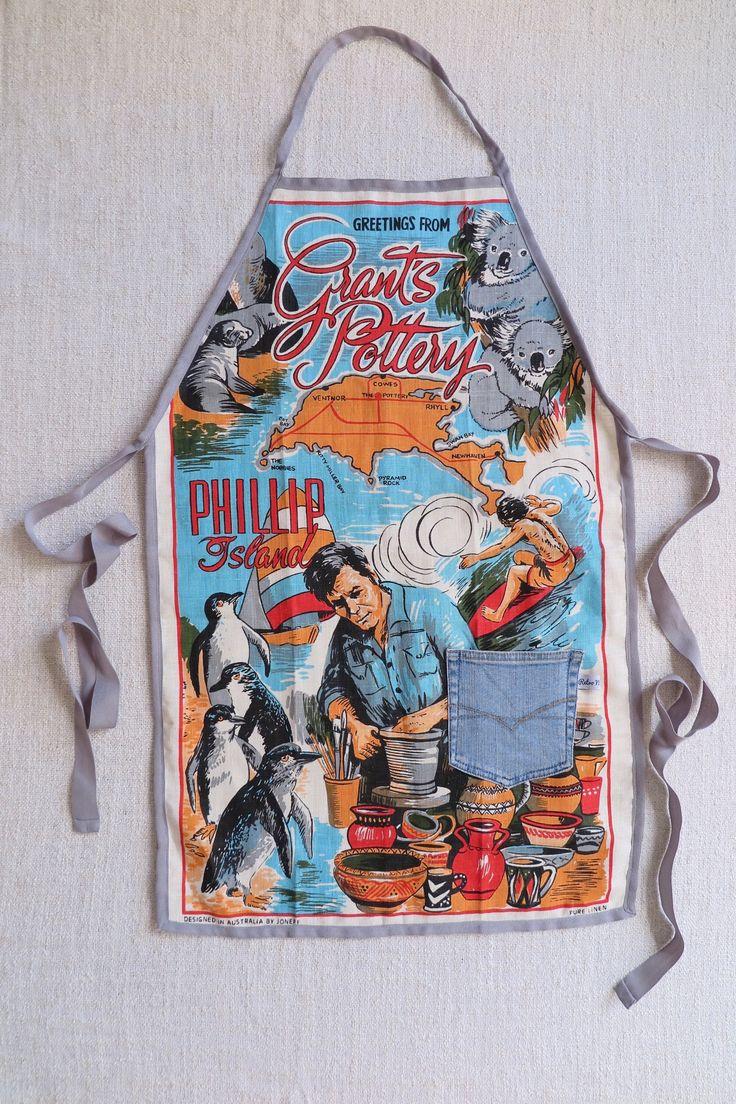 A personal favourite from my Etsy shop https://www.etsy.com/au/listing/561826706/kitchen-apron-apron-bbq-apron-phillip