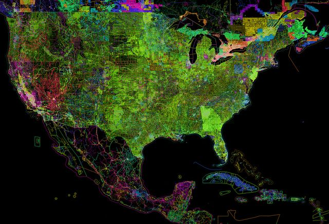 OSM contributions by user