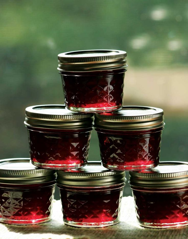 Looking to save some blackberries? Try this blackberry preserves recipe.