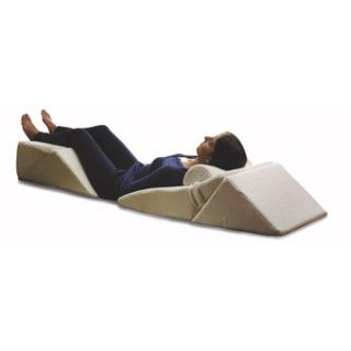 This adjustable bed wedge system is a total sleep and relaxation system.Sit upright or lie back and experience the Zero Gravity position If you've recently had surgery, the wedges provides excellent support for tired or strained muscles.