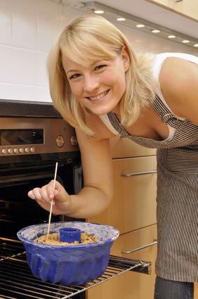 Herbstlicher Becherkuchen mit Zucchini – Zucchinibecherkuchen