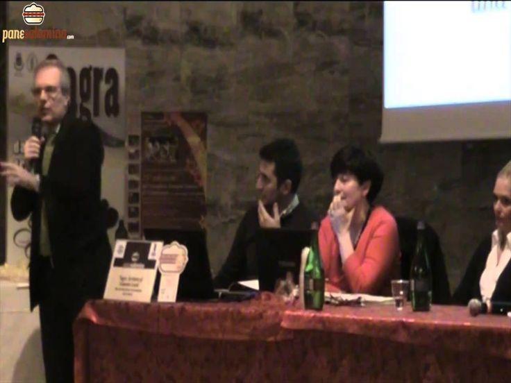 Convegno Panesalamina - Presidente della Provincia di Brescia