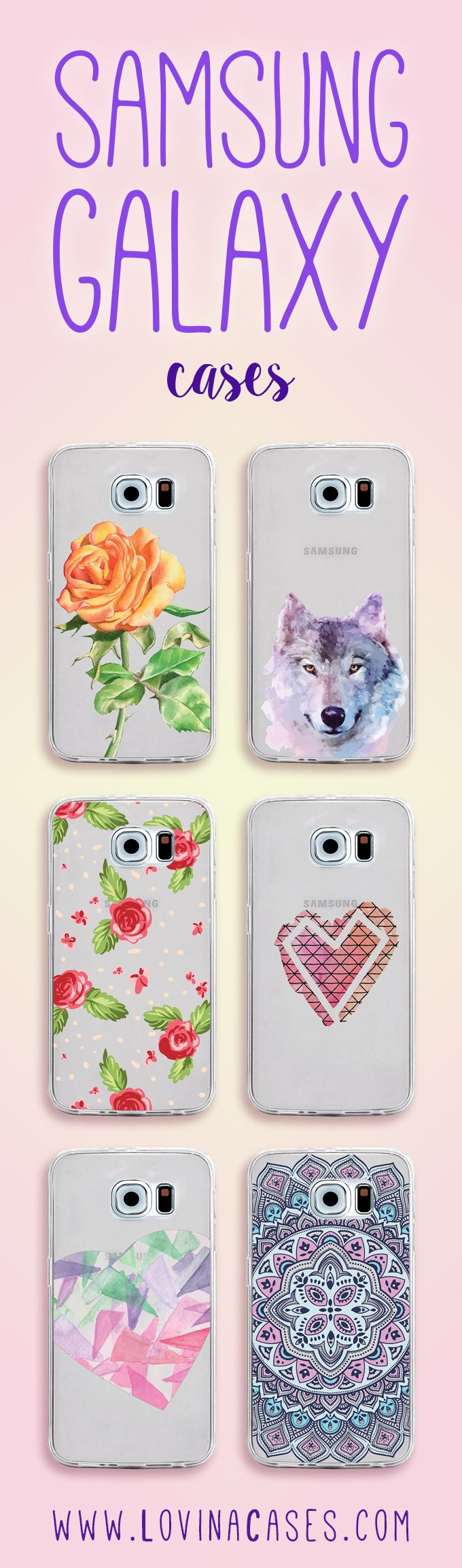 Available for all iPhones and Galaxy!