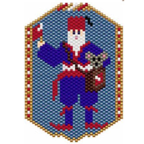 Santas of the World: Turkey | Bead-Patterns