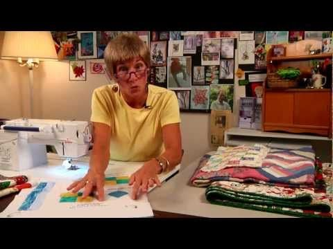 Walking Foot Techniques from Machine Quilting with Wendy Butler Berns. Click: http://www.craftsy.com/ext/Pinterest_37_4