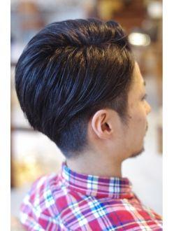 ヘアーサロン ビコ 札幌駅前店(hair salon bico)『男気・七三スタイル!』藤山将太