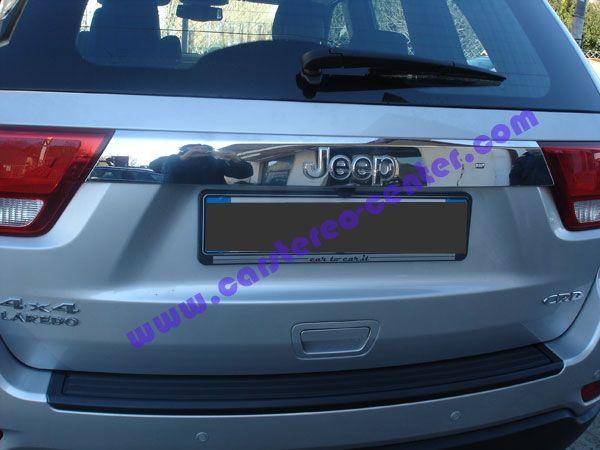 Telecamera per visione posteriore su #Jeep Gran #Cherokee