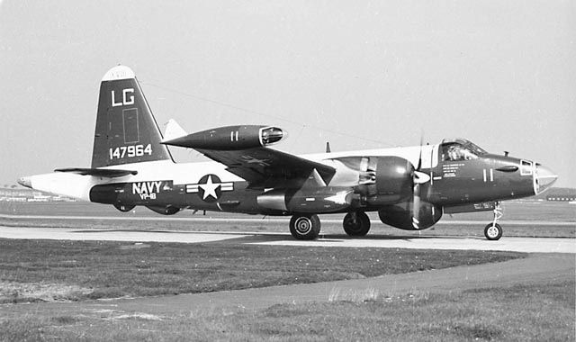 This is my Dad's plane he flew while serving in the US Navy. Lockheed P2V Neptune LG 147964. This pic was taken in September 1963.