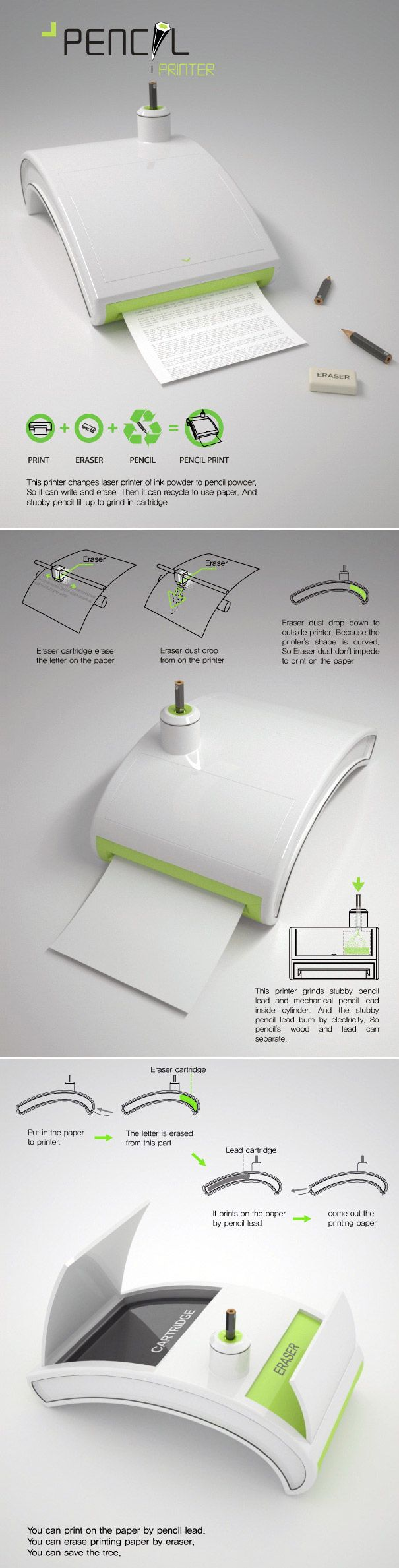 Pencil Printer