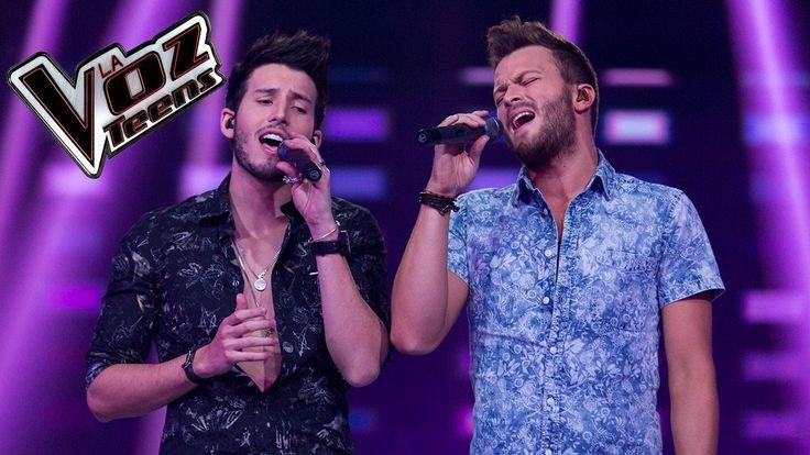 Gusi y Sebastián Yatra cantan 'Traicionera' y 'Eres' | La Voz Teens Colo...