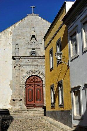 Misericordia Church inTavira,Algarve Coast,Portugal.