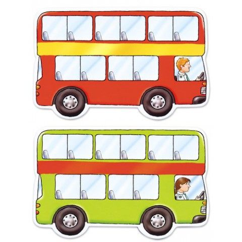 rangorde prent bus