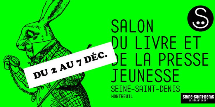 Evénement : Le Salon du livre et de la presse jeunesse met Alice à l'honneur   Les actus littéraires