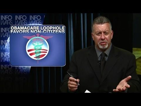 """A loophole in President Obama's healthcare plan makes it very attractive for US employers to hire illegal immigrants on the Pathway to Citizenship instead of hiring legal US citizens. And if it's not fixed before the bill passes, millions of jobs across America will be filled by illegal aliens.  Over load the system and destroy America is the plan.  We stand in the way of the """"new world order""""..."""
