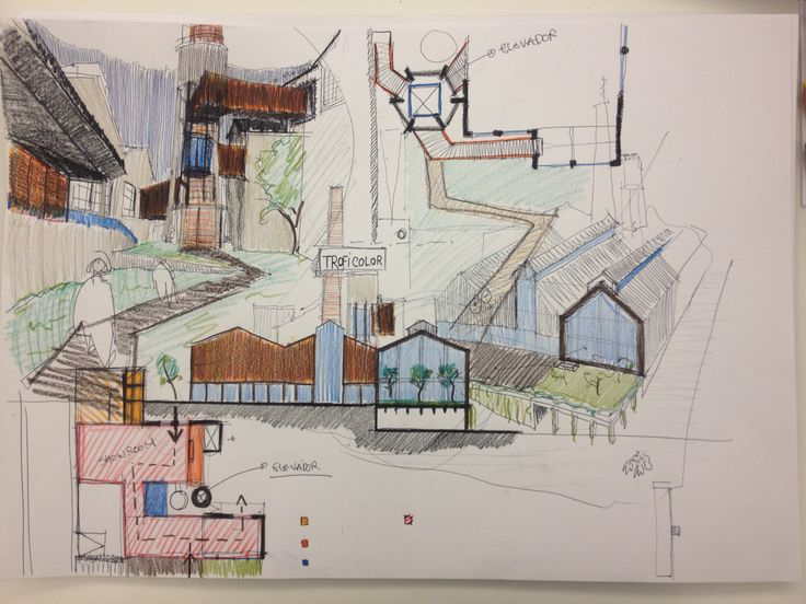 Industrial showroom project