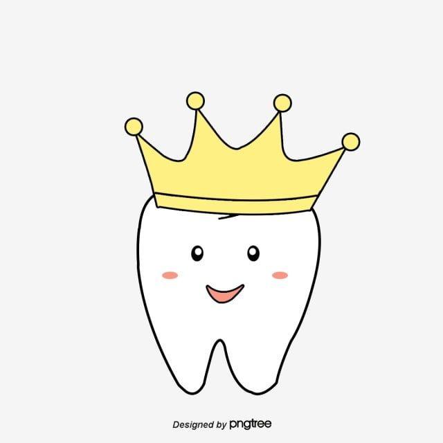 جميلة 3d الأسنان الشرير الأسنان تاج 3d الكرتون الشرير Png وملف Psd للتحميل مجانا Tooth Clipart Tooth Cartoon Teeth Art