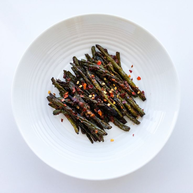 Our little organic veggie garden gifts us with an abundance of green beans throughout the summer moths. Some years we have been overrun with them, so I have had to try lots of different ways to eat them. And I think this is my all-time favourite! Its not a Pinterest-pretty dish, but it packs a