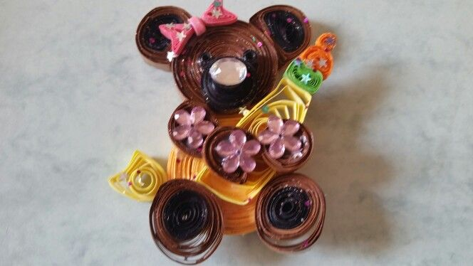 Quilled by Deshni