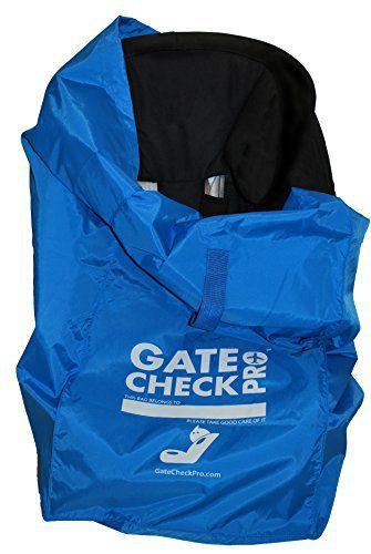 Gate Check Pro   Sac de transport pour siège auto   Nylon balistique ultra-résistant   Taille unique   Protège les sièges auto et…