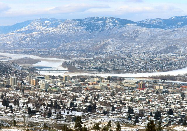 April A Cold And Dry Month For Kamloops Kamloops News Castanetkamloops Net In 2020 Kamloops Cold Months