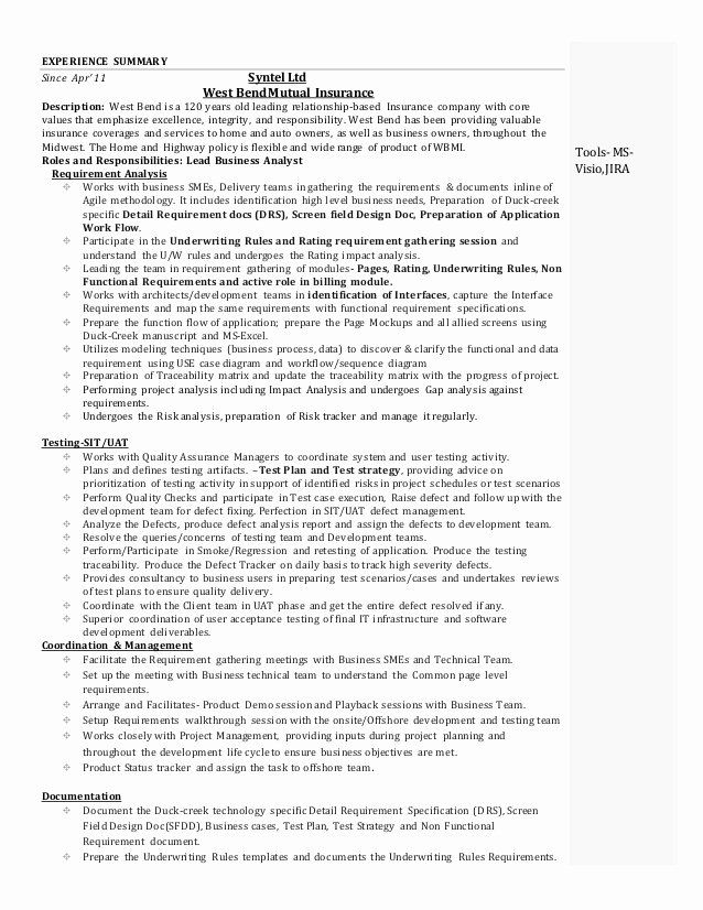 Agile Business Analyst Resume Inspirational Agile Business Analyst Resume Printable Planner In 2020 Business Analyst Resume Job Resume Samples Project Manager Resume