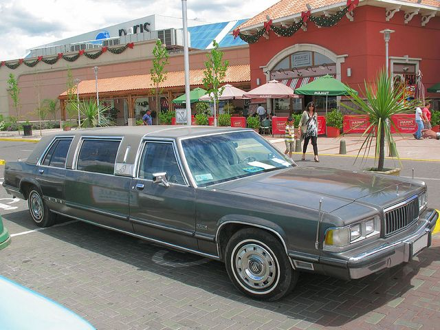 Mercury Grand Marquis GS Diplomat