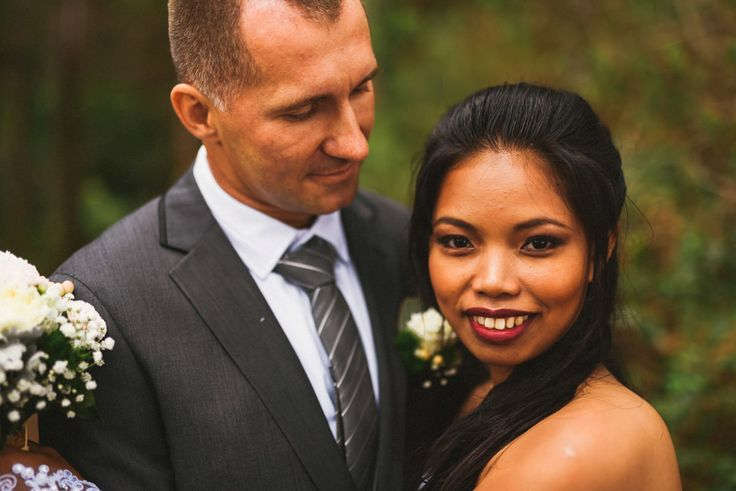 Laiza and Andy, married by Cairns celebrant Janine Meakin