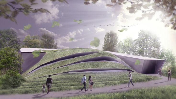 Dino 1 by Kokoro-Architecture