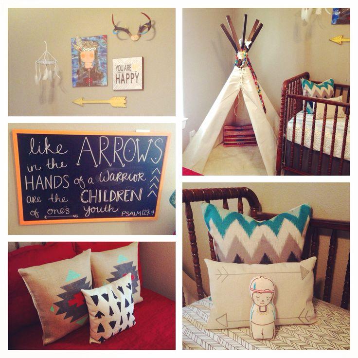 Hays' Tribal Native American nursery