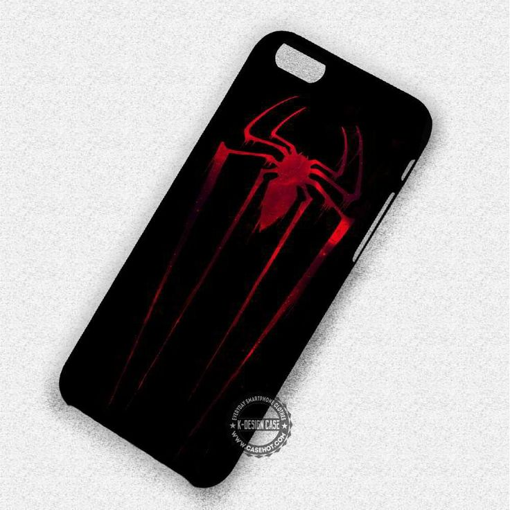 Spiderman Logo - iPhone 7 6 Plus 5c 5s SE Cases & Covers