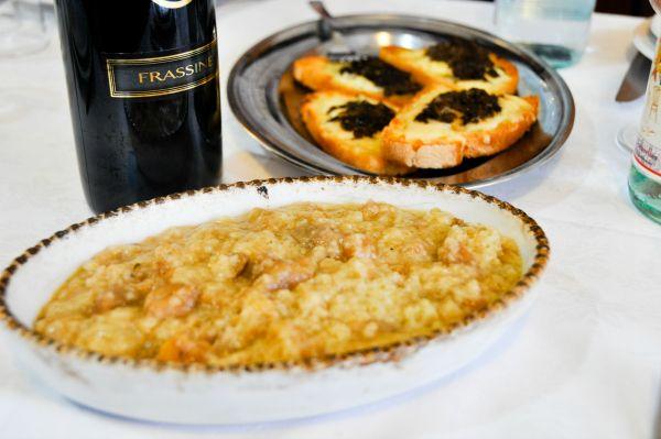 """Acqua Cotta: un piatto """"povero"""" per un sapore ricchissimo [Photo Credits: Giorgio Minguzzi]"""