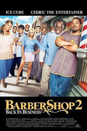Barbershop 2: Back in Business