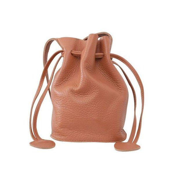 New Leather bucket bags for womens