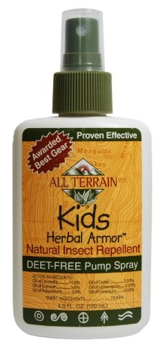 natural insect repellent for babies