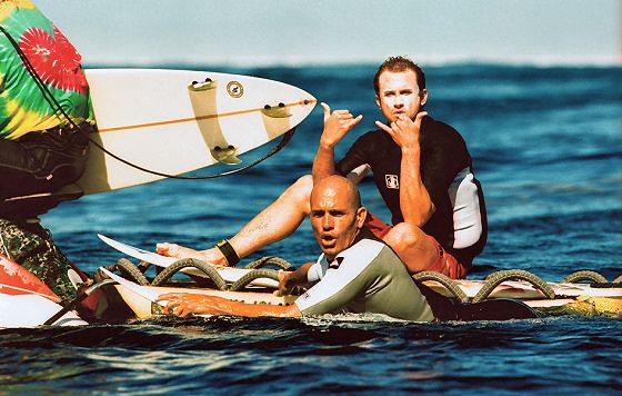 The history of the famous surfing shaka sign