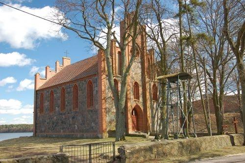 Pojezierze Drawskie, Stare Drawsko Village #Poland