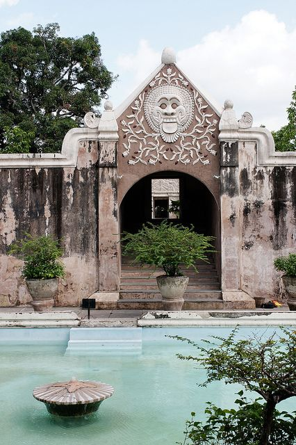 46 best Indonesian Palace Architecture  Culture Yogyakarta Palace images on Pinterest