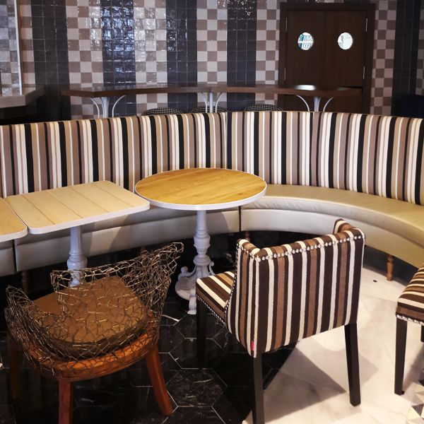 A mix of spaces will surprise you at Las Américas Golden Tower   http://lasamericasgoldentower.com/restaurantes-estrella-michelin-panama/mon-cocinas-del-mundo/
