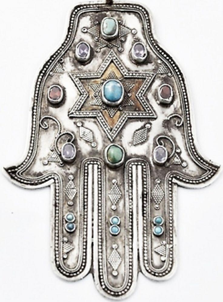 23 best Hamsa images on Pinterest   Hamsa hand, Mandalas and Jewelry c7f48560c6