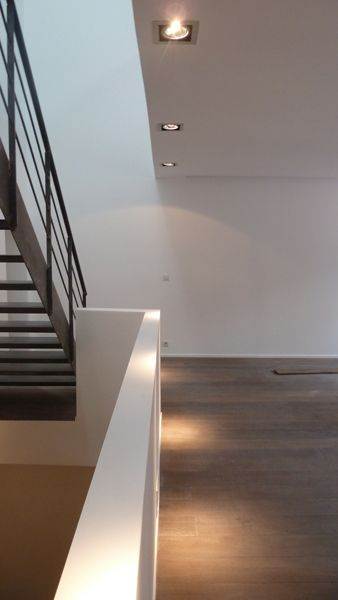 31 best Escalier images on Pinterest Banisters, Stairs and - eclairage led escalier interieur
