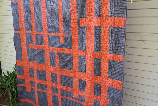 LOVE this kind of Quilting