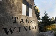 Tawse Winery in Ontario.  Amazing wines.