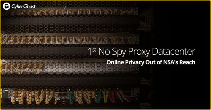 CyberGhost VPN NoSpyProxy | Indiegogo. We need your help to build it!
