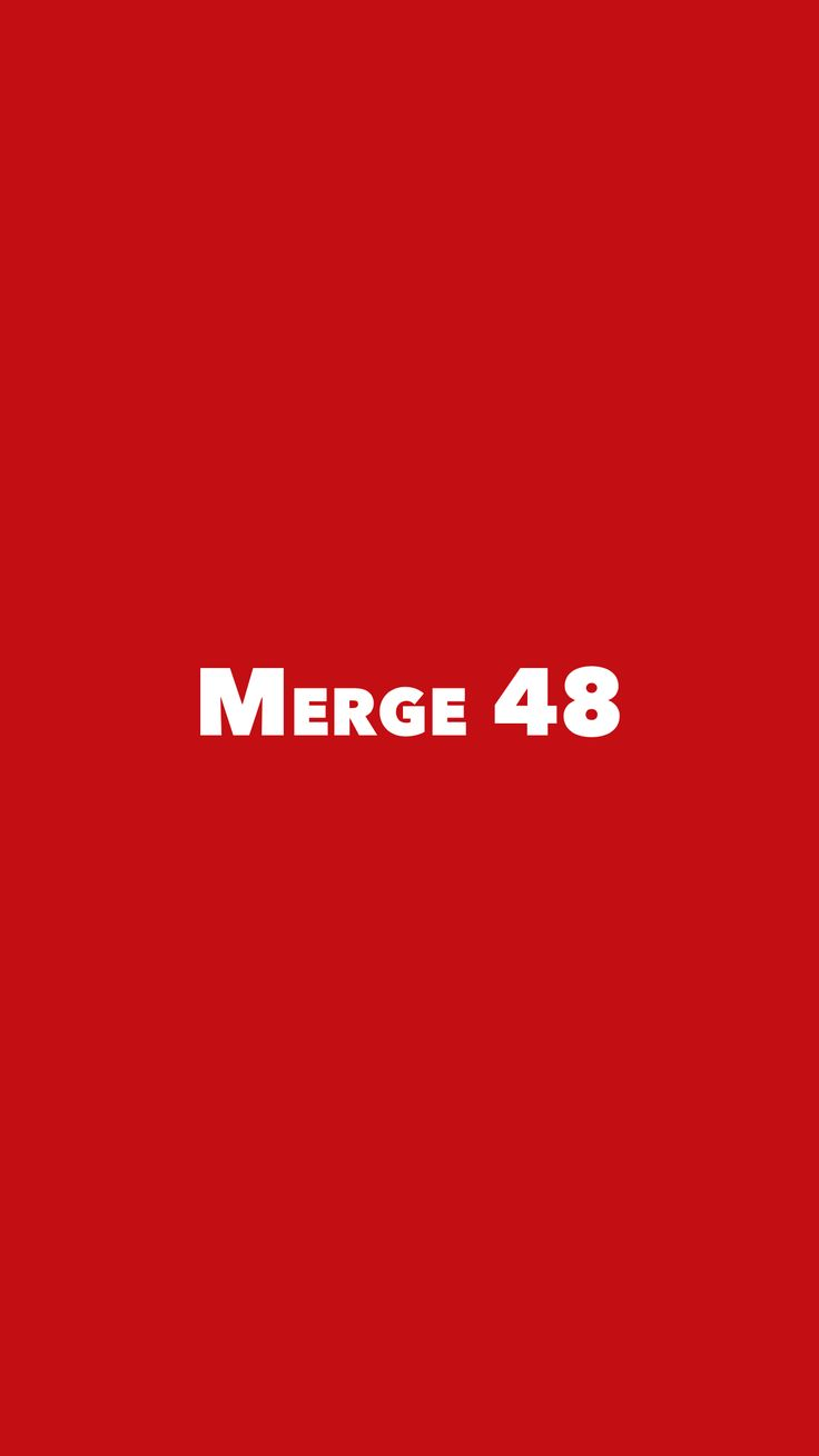 Merge 48 is available in the iOS App Store.