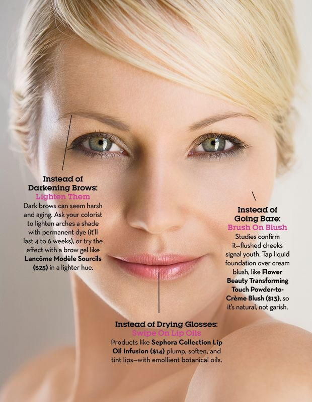 3 Fast Makeup Tricks To Look Younger Now  http://www.prevention.com/beauty/3-new-ways-look-younger