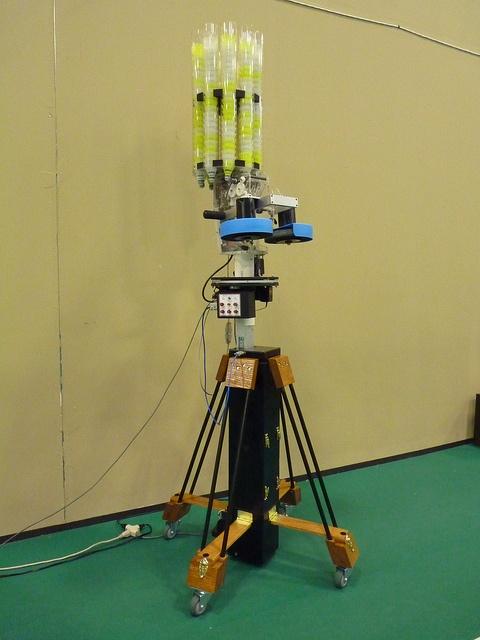 badminton machine