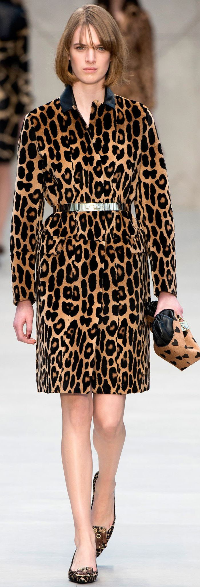 Burberry Fall 2013 Ready To Wear Collection