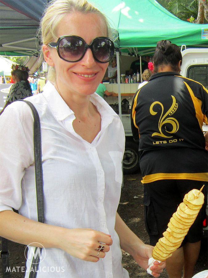Rarotonga Saturday Market - Matejalicious Travel and Adventure