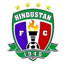 1948, Hindustan F.C. (New Delhi, Delhi, India) #HindustanFC #India (L15778)